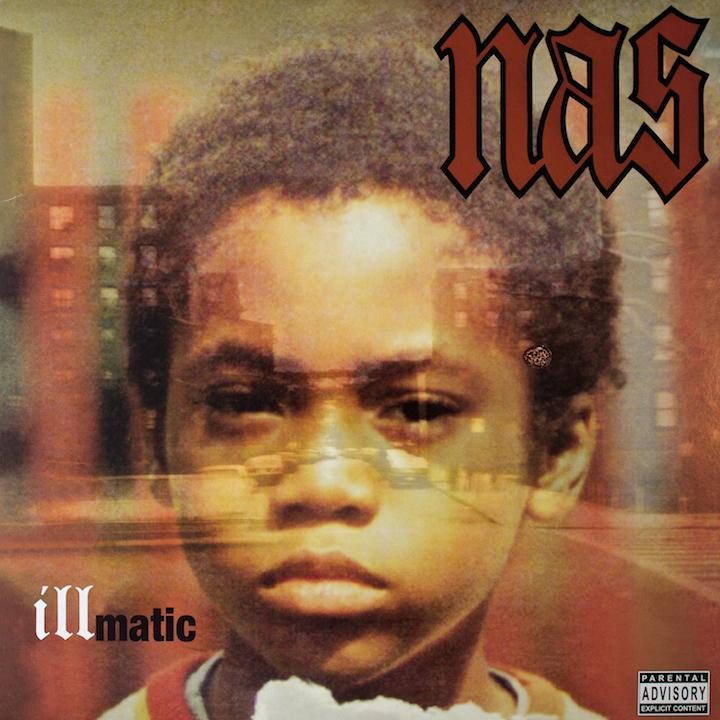 Nas - Illmatic (Reissue) (Vinyl)