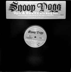 Snoop Dogg - Ups & Downs / Bang Out (Vinyl, Single) (602498829639)