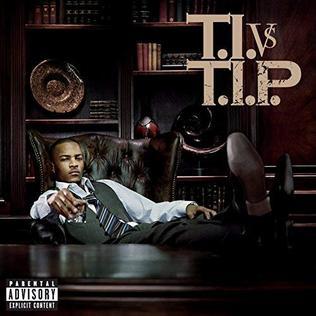 T.I. - T.I. Vs T.I.P. (Vinyl) (0075678997716)
