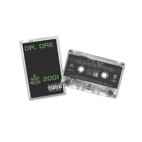Dr. Dre - 2001 (Kassette) (0602508334573)