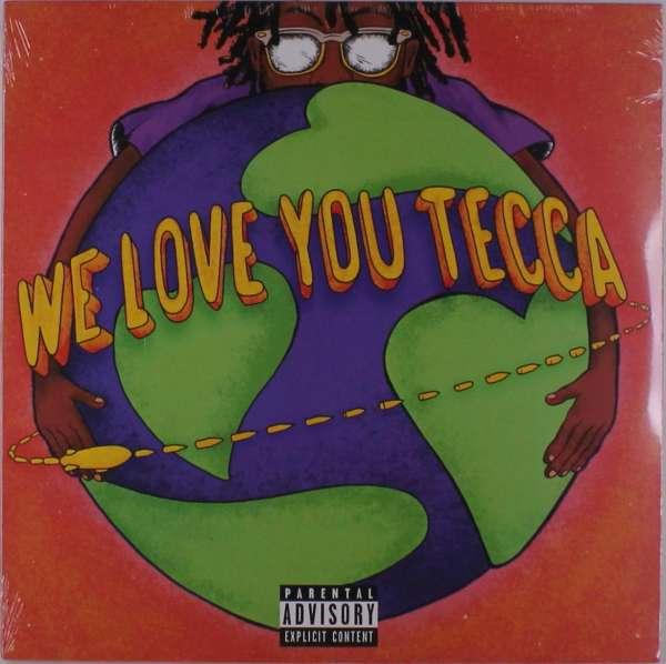 Lil Tecca - We Love You Tecca (Limited Edition) (Vinyl) (0602508308307)